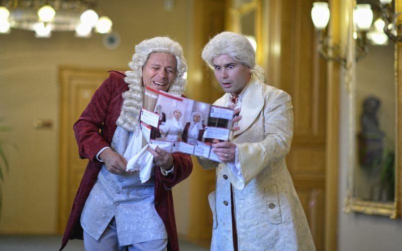 Bacha na Mozarta!