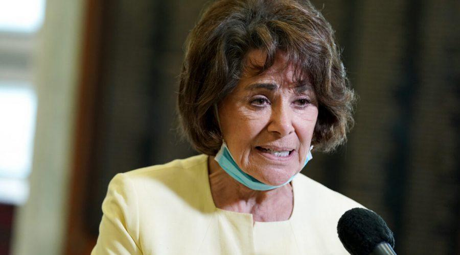 Kongresmanka Anna Eshoo