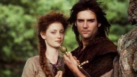 Seriály z80.let: Robin Hood – irská verze sMichaelem Preadem aJudi Trott