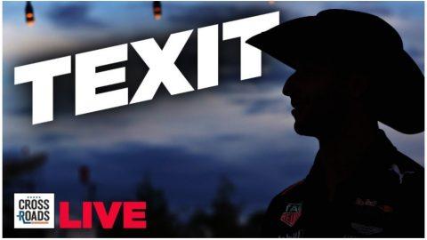 Texaští zákonodárci mají hlasovat ouspořádání referenda oTEXITu – opuštění Spojených států