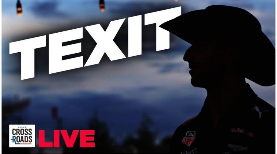 Texaští zákonodárci mají hlasovat o uspořádání referenda o TEXITu, tedy o opuštění Spojených států. (Epoch Times)