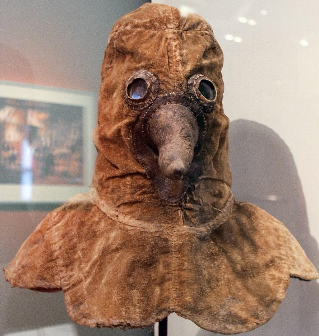 morová maska