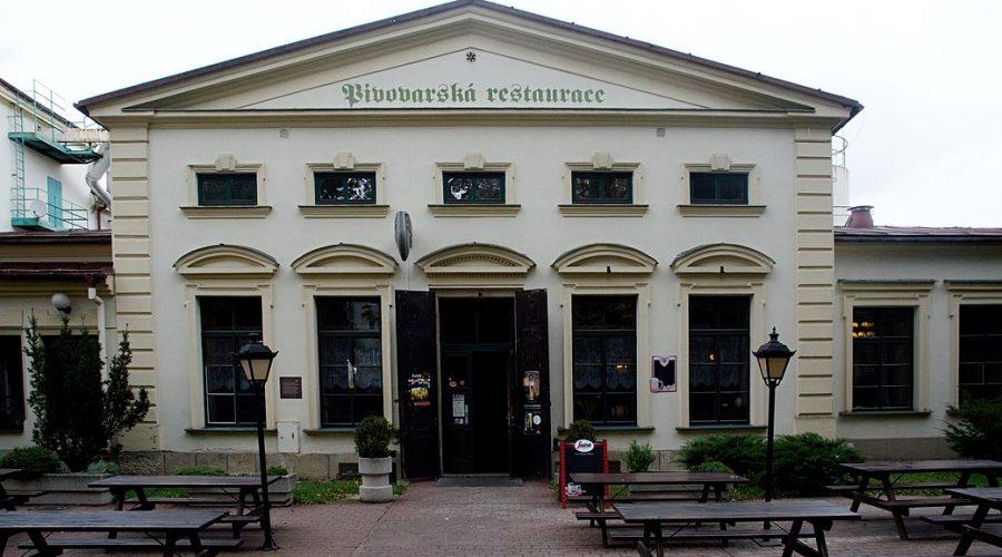 Jihlava Pivovarská Restaurace