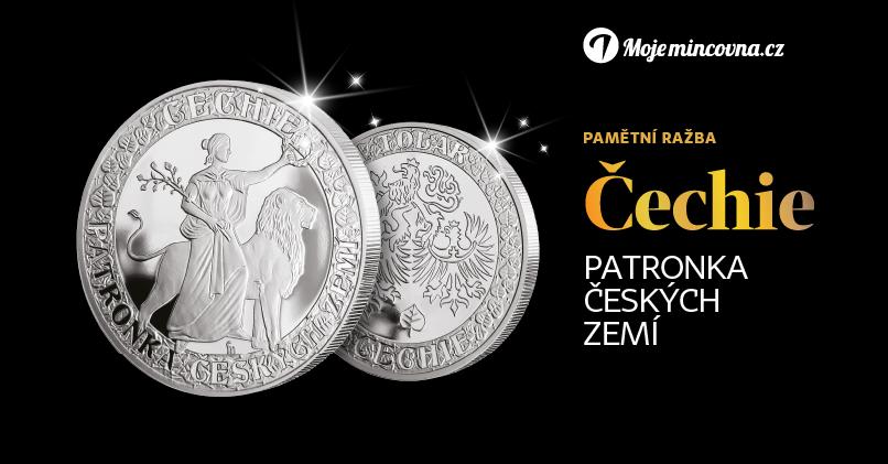 Čechie mince