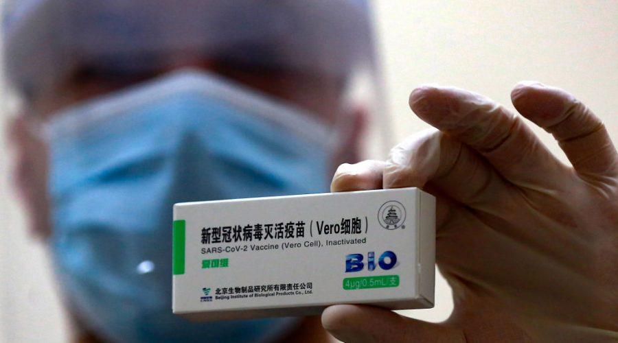 sinopharm cinska vakcína