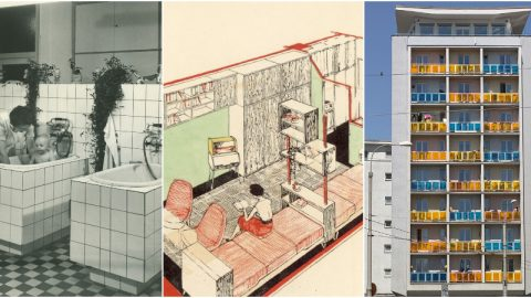 Koldomy: Vývoj architektury kolektivního bydlení – myšlenky ahistorie