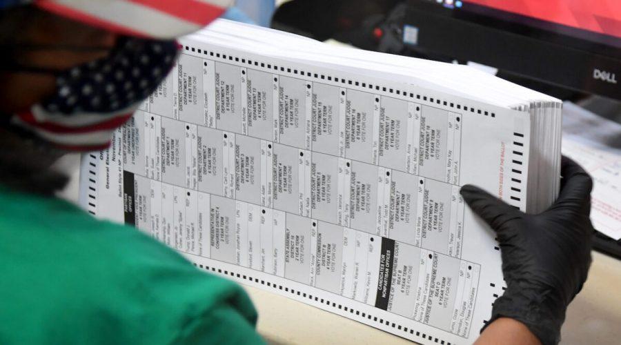 volby usa podvod