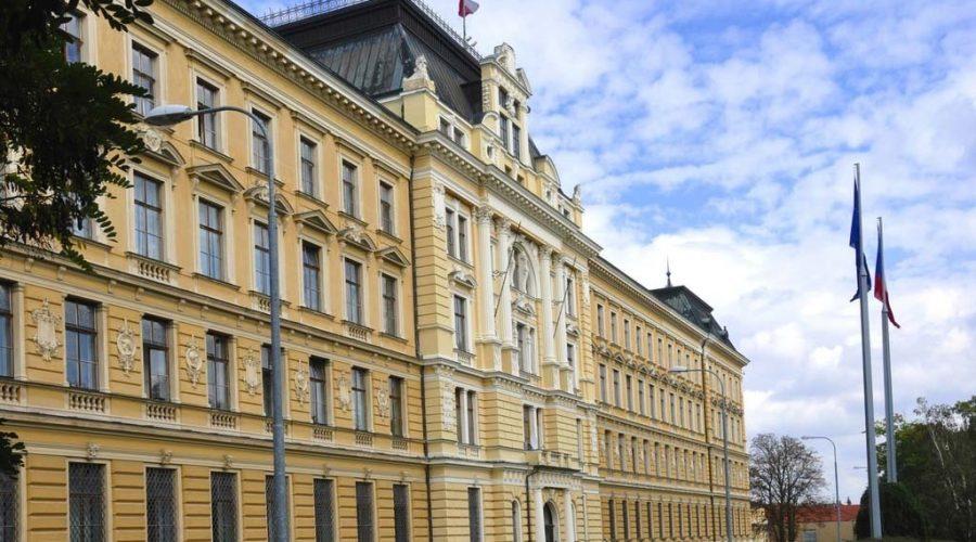 Generální štáb AČR v Praze.