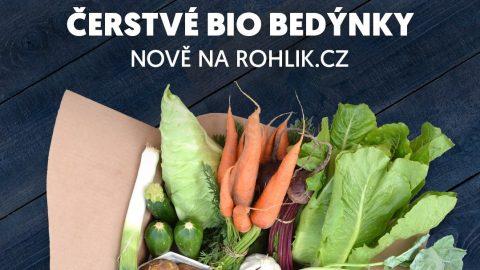Freshbedýnky, pohotová dodávka zdravých potravin, přecházejí pod Rohlík