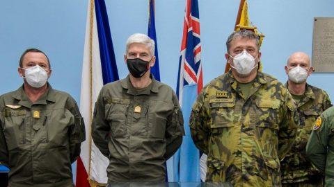 Generálové Opata aBrieger jednali očesko-rakouské armádní spolupráci