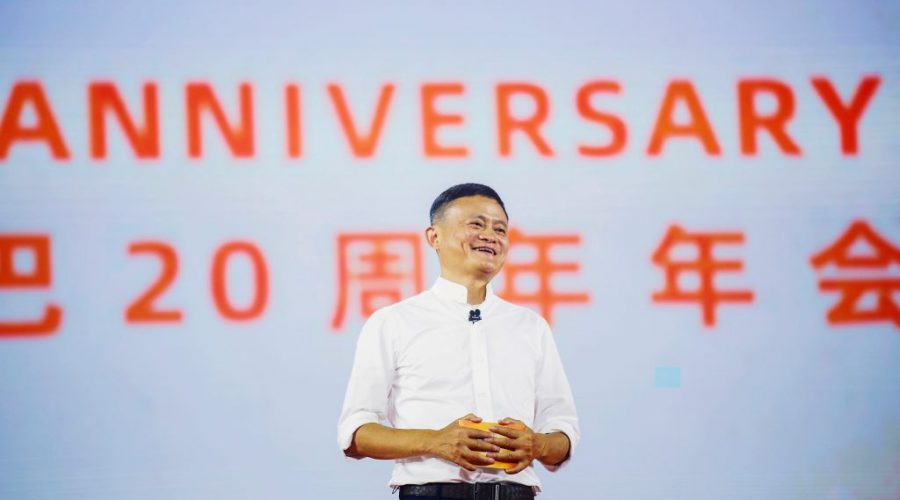 Alibaby Jack Ma