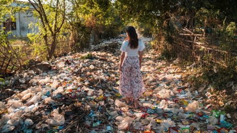 Dopad epidemických opatření na životní prostředí