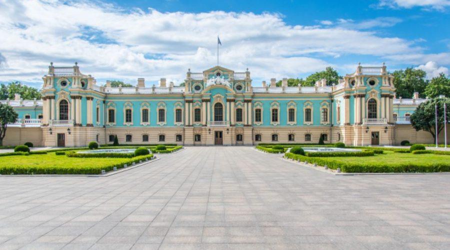 Prezidentský Palác, Kyjev, Ukrajina