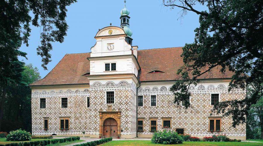 Doudleby.n.orlici zamek