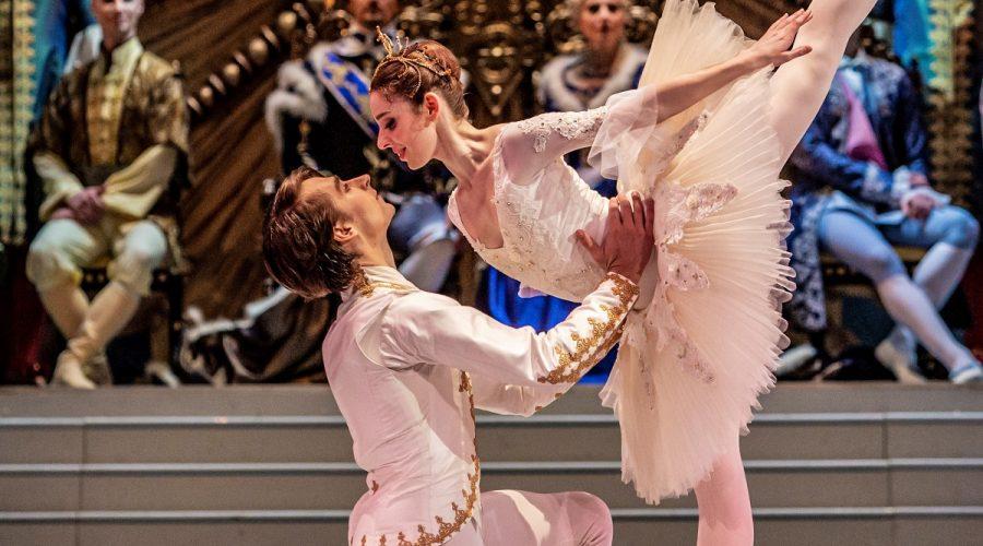 Balet ND | Spící krasavice: foto: Martin Divíšek