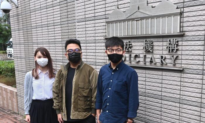 hongkong demonstrace