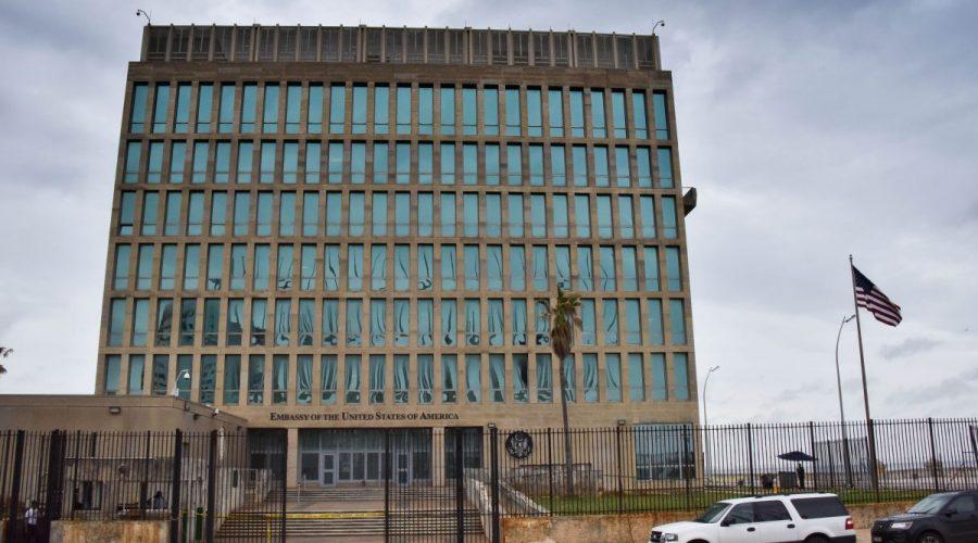 Americké velvyslanectví na Kubě