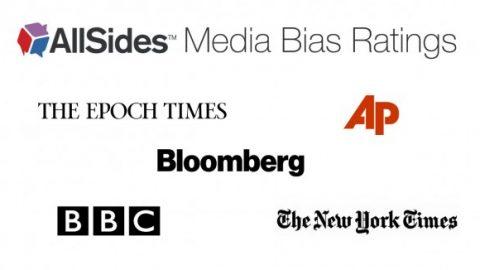 Analýza: Jak američtí čtenáři hodnotili předpojatost mediálních domů AP, BBC, Epoch Times adalších