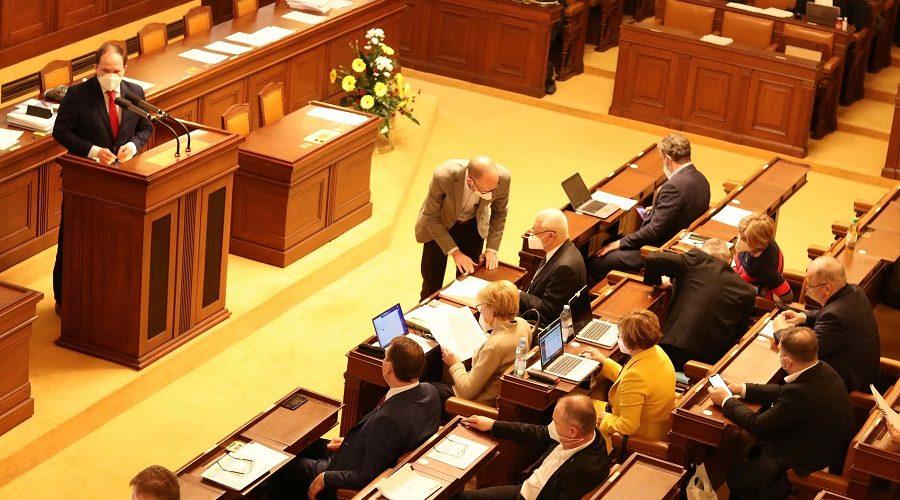 poslanecka snemovna