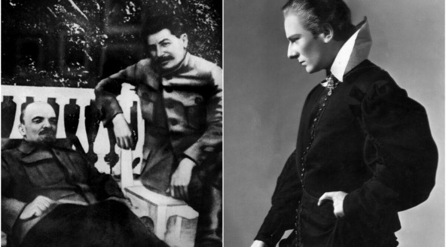 Lenin Stalin Hamlet