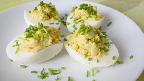 Recept: Perská vejce