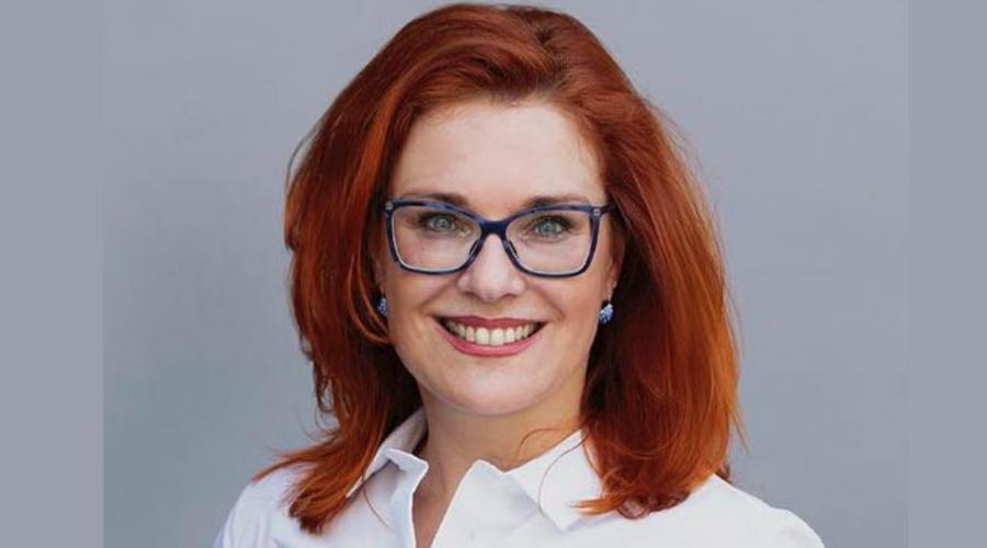 FOTO: Poslankyně Zuzana Majerová Zahradníková (Trikolóra). (Screenshot / profil Z. M. Zahradníkové)