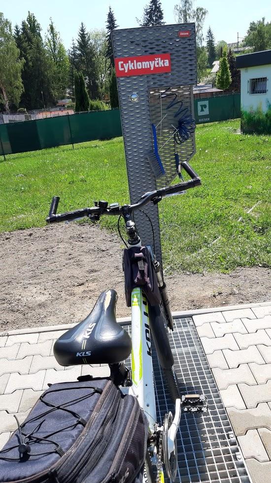 cyklomyčka