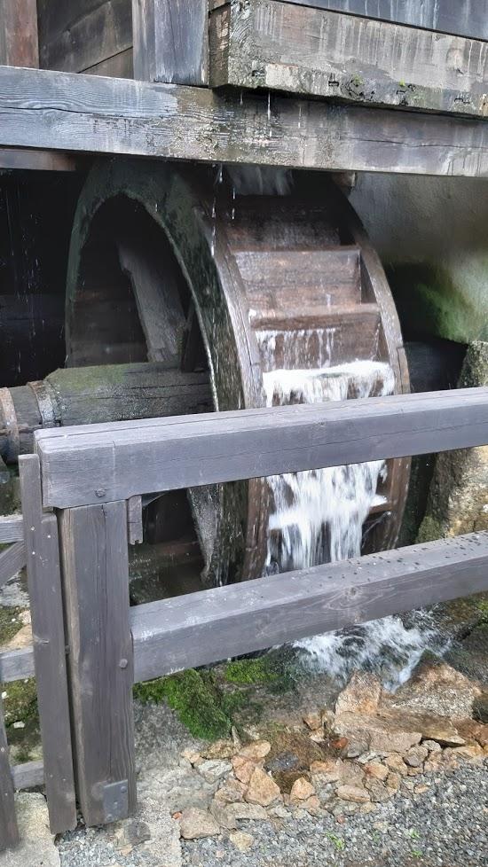 hamry mlyn