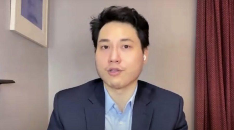 Nezávislý novinář Andy Ngo v rozhovoru pro The Epoch Times v únoru 2021. (The Epoch Times)