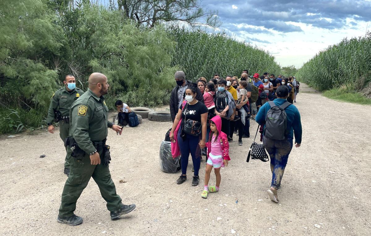 migrace mexiko