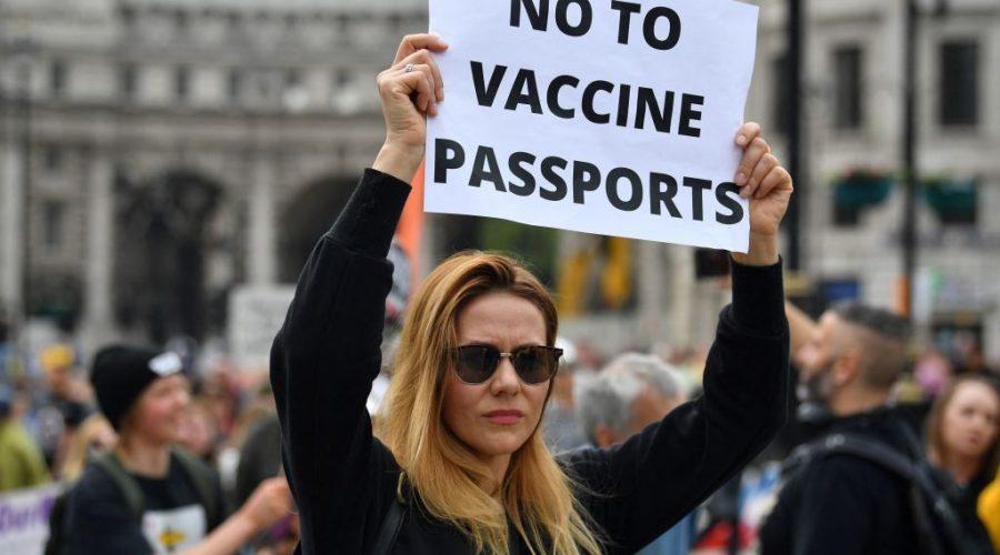 vakcine passport