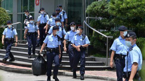 Poslední vydání hongkongského prodemokratického deníku Apple Daily vyjde ve čtvrtek