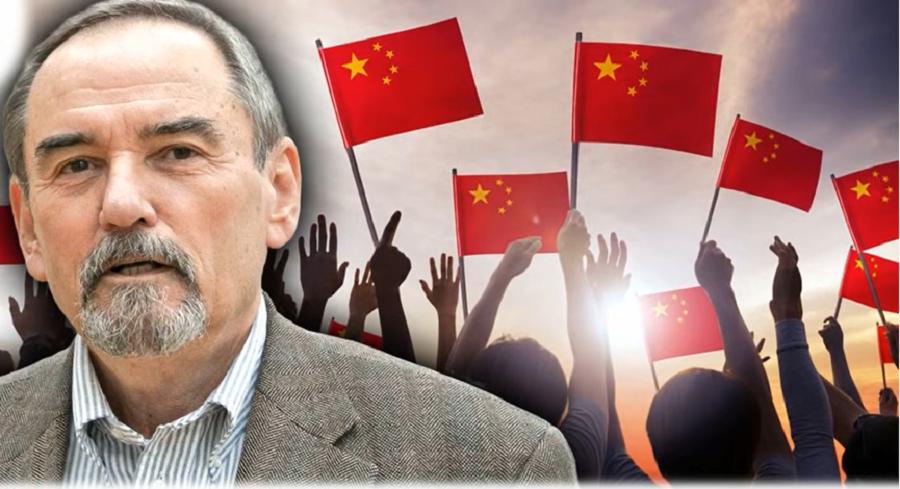 Jaromír Novotný: Čína si brzy začne diktovat pravidla světového uspořádání. (Kupredudominulosti.cz)