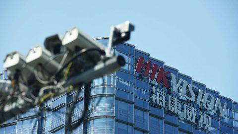 Čínská společnost Hikvision potvrdila, že ji ovládá čínský vojensko-průmyslový komplex