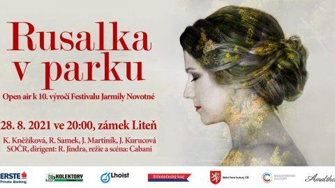 Závěrečný koncert interpretačních kurzů vLitni zve na pěvecké umění 18.června na zámek Liteň