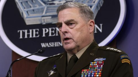 "Americký generál varuje: Čína zvyšuje vojenskou sílu ""závažným asetrvalým tempem"""