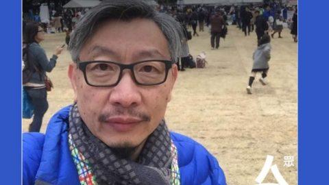 Přední novinář Apple Daily zatčen vHongkongu