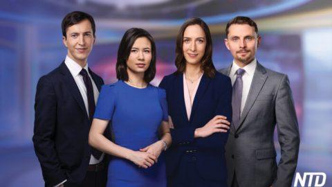 Televize NTD, sesterské médium Epoch Times, rozšiřuje vysílání vUSA aVelké Británii