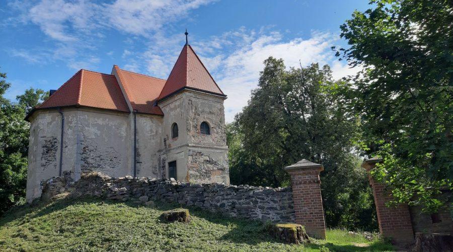 Kostelík sv. Bonifáce