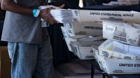 """VoterGA: Analýza snímků hlasovacích lístků vokrese Fulton ukazuje, že přiauditu došlo k""""prokazatelným podvodům"""""""