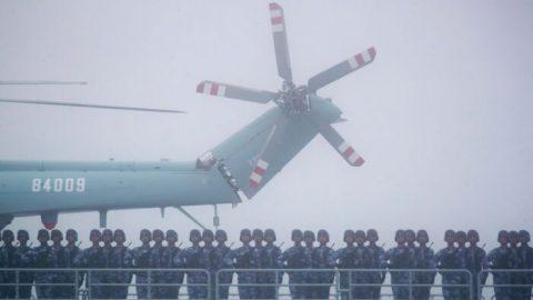 Peking chce rozšířit bývalou americkou vojenskou základnu na tichomořském ostrově