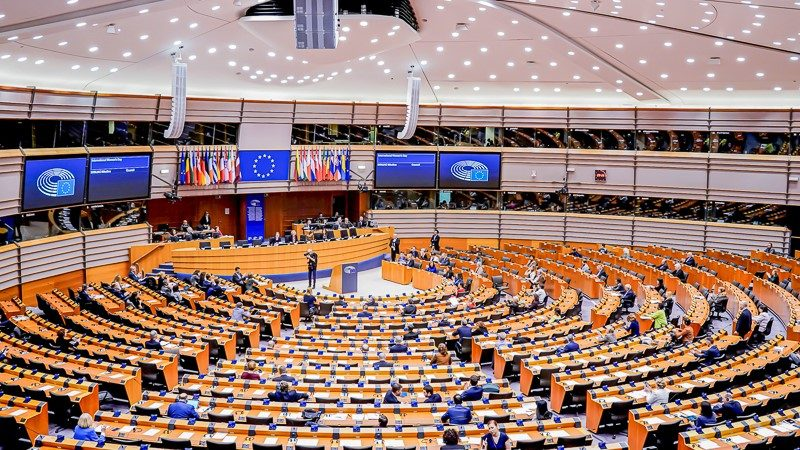 EU-Parlament.