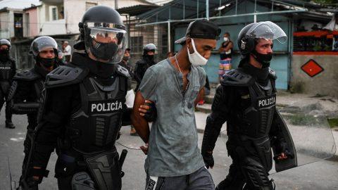 Kuba podle kritiků používá čínské technologické systémy kblokování internetu