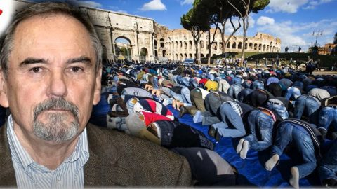 Jaromír Novotný: Na území západní Evropy vznikne konflikt mezi muslimy aEvropany