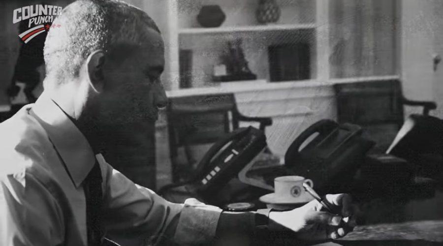 Je Barack Obama komunista? Pohled na Obamovy rozsáhlé komunistické vazby. (Counterpunch / Epoch TV)