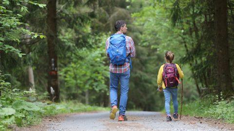 Proč je pěší turistika lepší než pouhá procházka nebo cvičení ve fitku