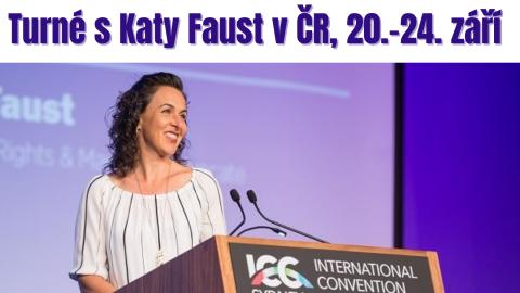 Rodina je základ státu – Do ČR přijede Katy Faust, která vyrůstala vnetradiční rodině vUSA