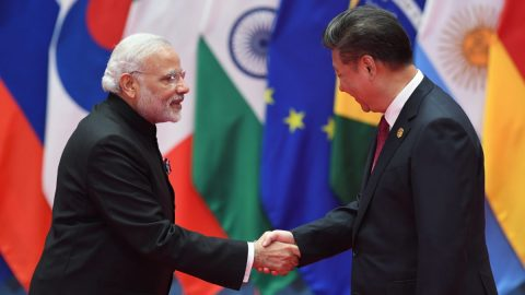 """Analytička: Si Ťin-pchingova výzva k""""oživení"""" národa znamená obsazení indického území"""