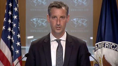 Vláda USA vyzvala čínský režim kukončení pronásledování Falun Gongu