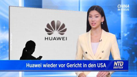 Americká softwarová společnost BES podala žalobu na čínskou firmu Huawei